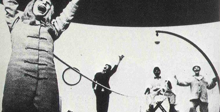 Anni '60 – Quartucci e Scabia
