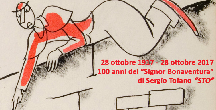 """Qui comincia l'avventura…"" 100 anni del Signor Bonaventura"