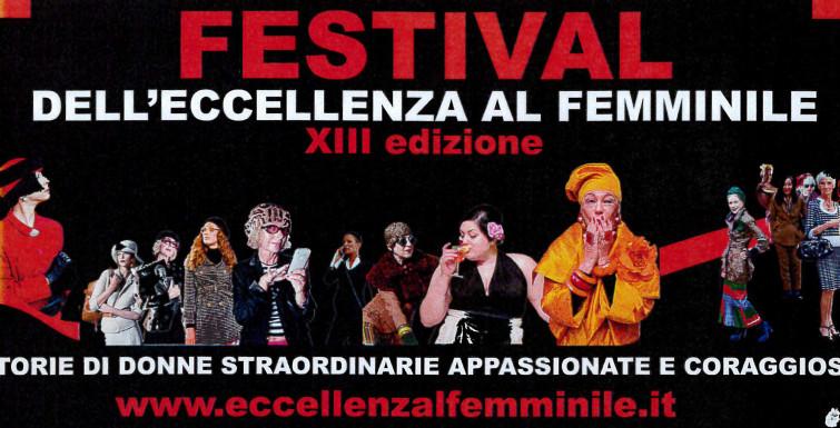 Festival dell'eccellenza al femminile – XIII edizione