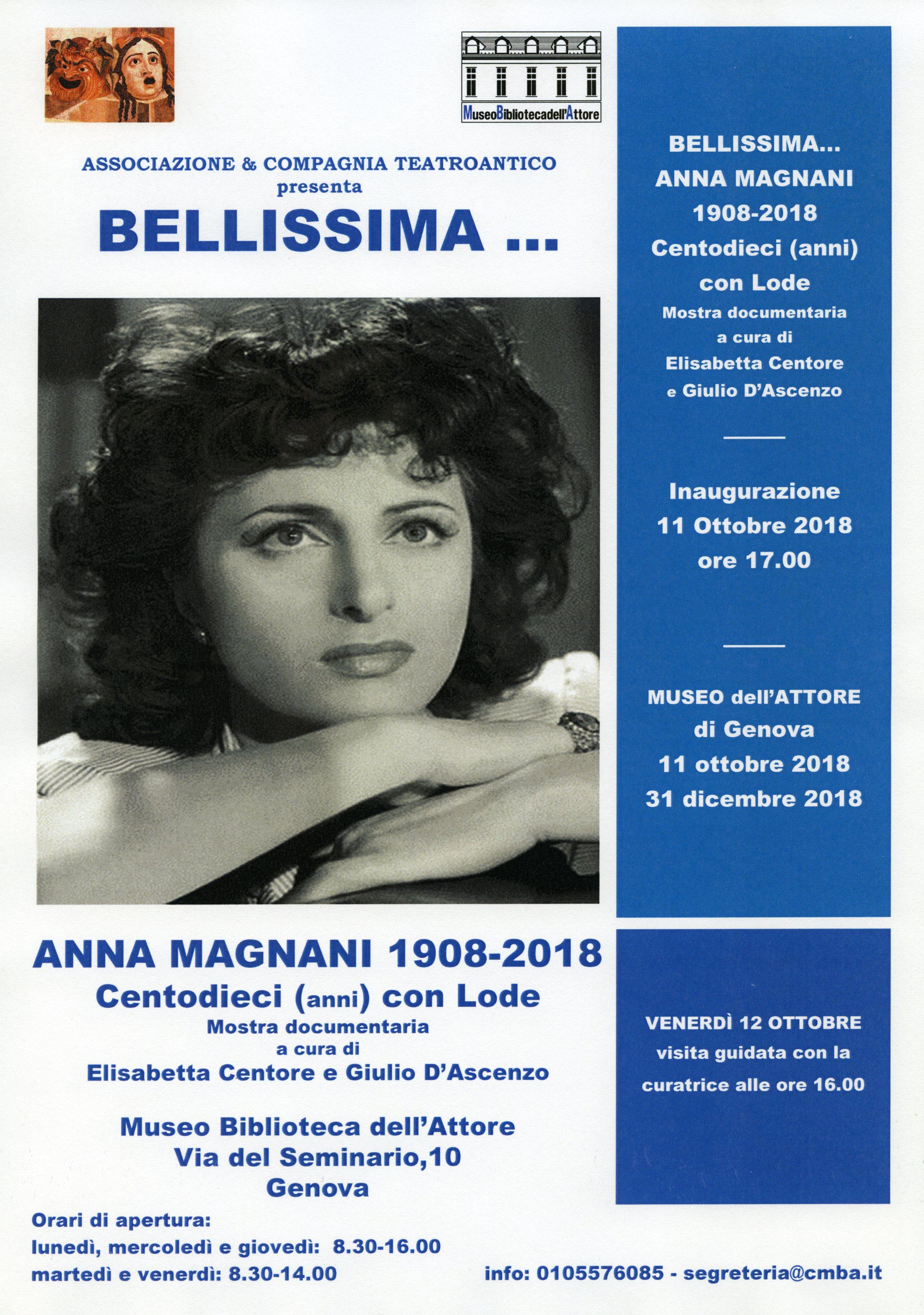 Locandina Anna Magnani 001