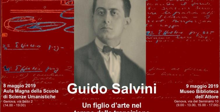Convegno su Guido Salvini – 8/9 maggio 2019