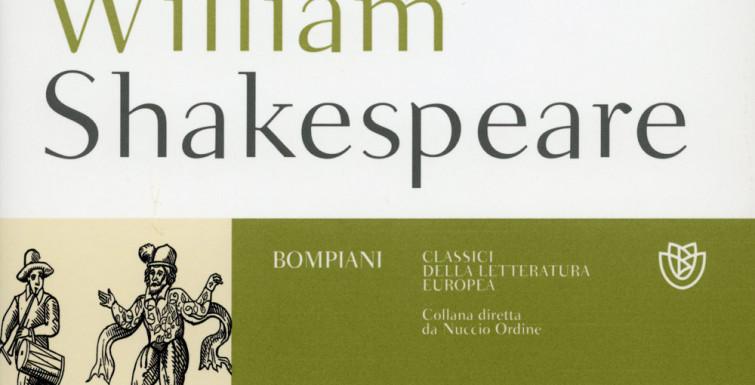 Presentazione volumi Shakespeare