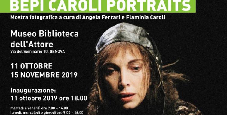 Bepi Caroli Portraits
