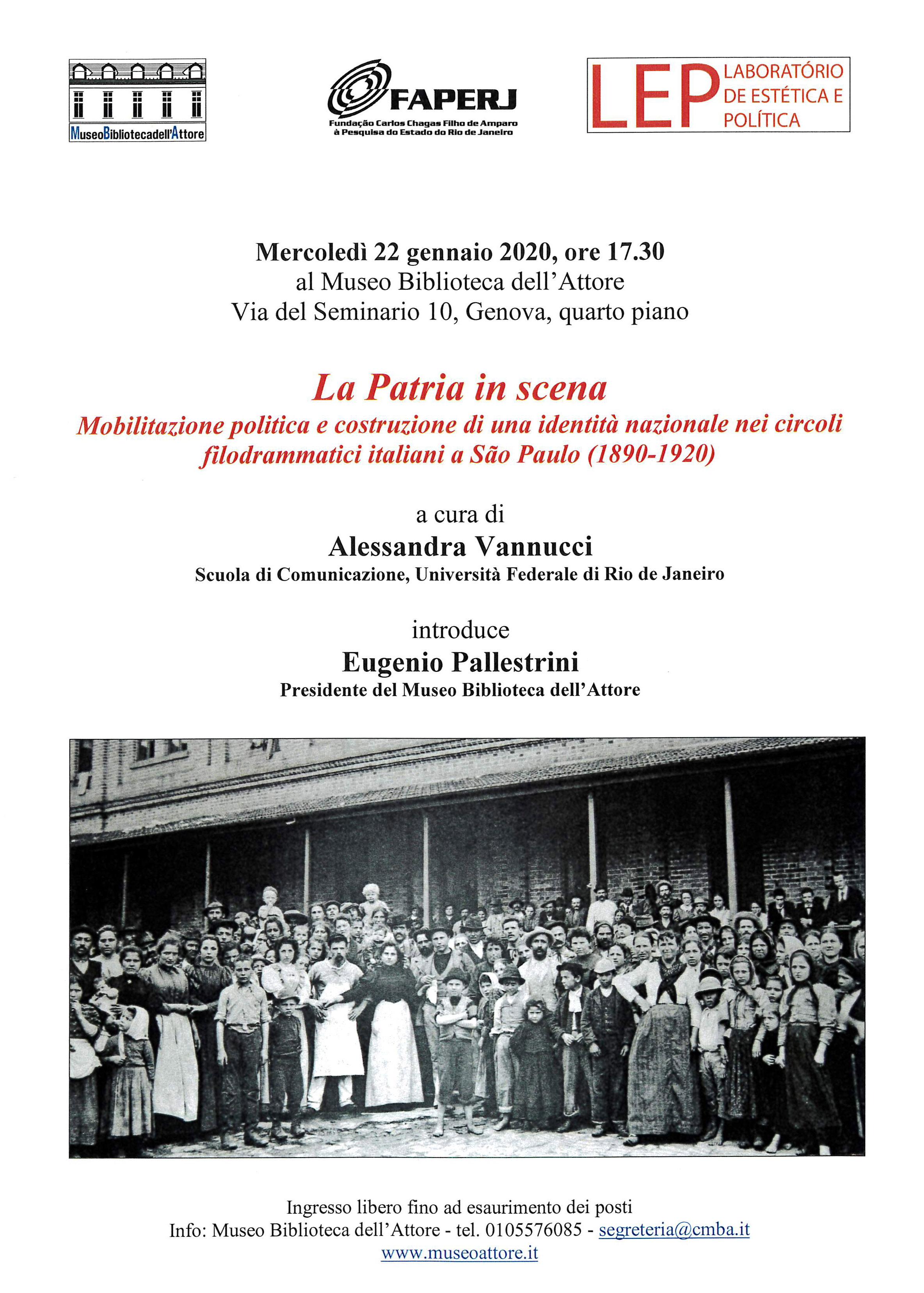 Invito Ale Vannucci 2020